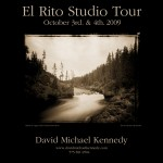 2009 El Rito Studio Tour Poster –Yellowstone