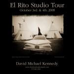 2009 El Rito Studio Tour Poster – Wigwam