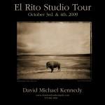 2009 El Rito Studio Tour Poster – Buffalo