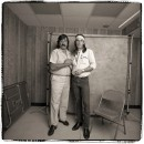 Leonard Peltier and David Michael Kennedy at Levenworth Penitentiary