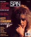 Spin Magazine Cover Ozzy Osbourne