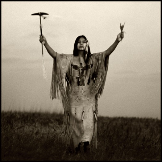 Ghost Dancer Lakota Nation